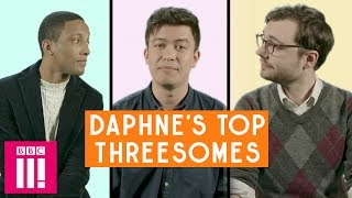 DAPHNE'S TOP THREESOMES