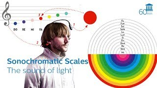 Sonochromatic Scales: The Sound of Light - Neil Harbisson