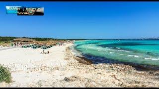 #18 Mallorca Playa es Trenc (4K Resolution) 2015 Holiday