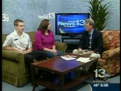 Operation Write Home on Panama City WJHG TV