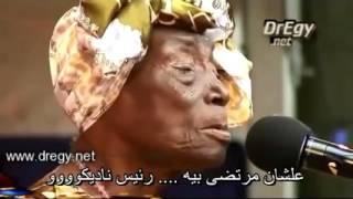 تحية غير عادية لكل الزملكاوية من أشهر مغنية أفريقية