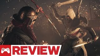 Assassin's Creed Origins: The Hidden Ones DLC Review (Video Game Video Review)