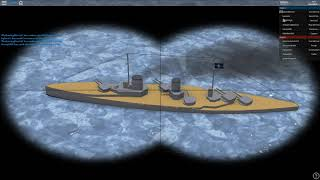 Roblox Naval 1918: FRANCE REVIEW!
