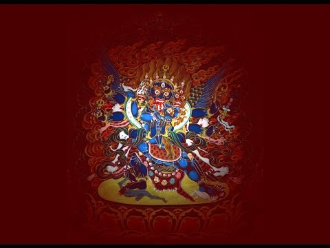 Vajrakilaya Mantra (Longer version) / 普巴金剛心咒