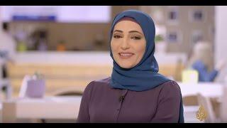 مقهى الجزيرة يستضيف الكوميدي الأردني رجائي قواس - مع منال الهريسي
