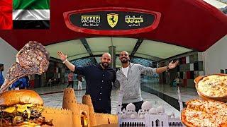 فلوق طهمجة تايم في ابوظبي (٣٠،٠٠٠ سعرة) Tahmaja Time In Abu Dhabi 30,000 Calories 🇦🇪