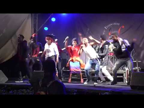 Nenda by Ali Doze Live Performance