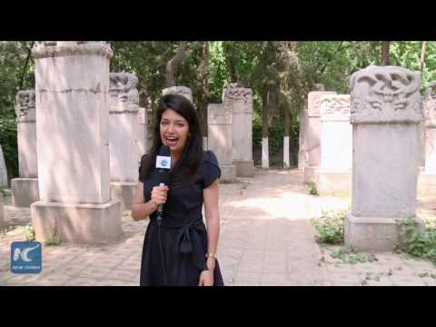 Silk Road traces in the city of Beijing