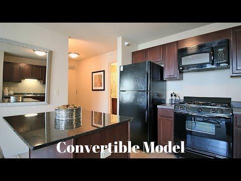 Lakeshore East Chicago Apartments | Tides | Convertible Model | GoPro Tour