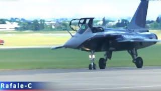 Rafale-C & MiG-35