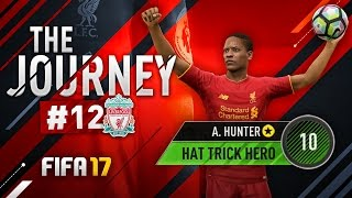Fifa 17 the journey! perfect score!