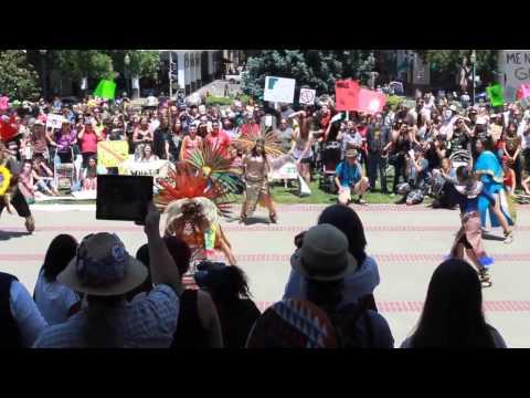 Sacramento Monsanto Protest footage 5-25-13