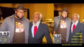 Baba Dick Gregory On Miss. Hanging, Robert Durst, Ferguson, Empire, Selma, Hillary Clinton & MORE!
