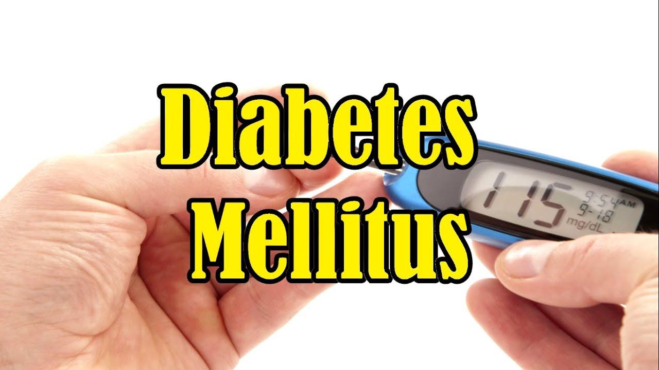 Diabetes mellitus - YouTube