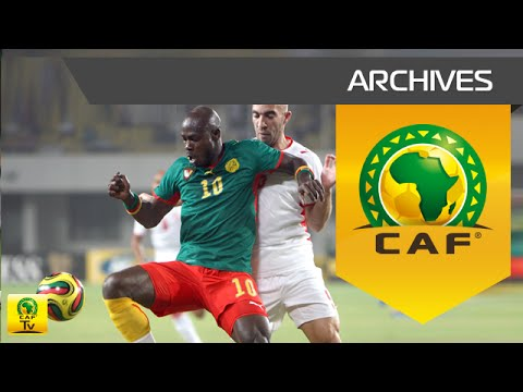Tunisia vs Cameroon (Quarter Final) - Africa Cup of Nations, Ghana 2008