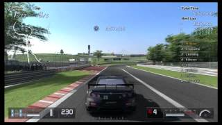 Gran Turismo 5 | GT World Championship - Cape Ring 12:05.506 | A-Spec