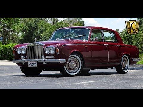1967 Rolls Royce Silver Cloud Gateway Orlando #873