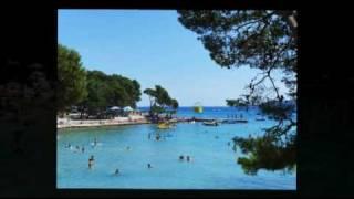 Camping park Soline, Biograd - Croatia _HD - 2010