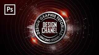 vuclip Cara Desain Logo Keren seperti iklan Lucky Strike dg Photoshop - Photoshop Tutorial Indonesia