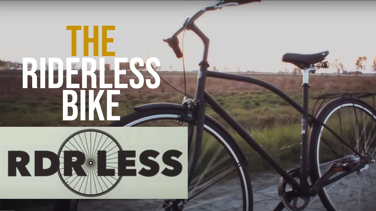 First There Was The Driverless Car Now There Is A Riderless Bike Cbc Radio Comedy Satire Skit