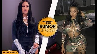 Trina & Masika Exchange Heated Words Over Controversial Protestor Comments