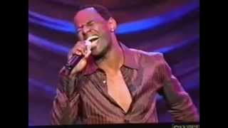 Brian Mcknight - You Should Be Mine  live