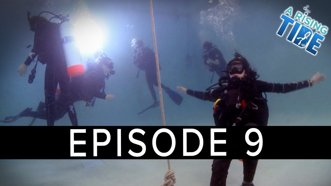 Back in the Pool for SSI Scuba Training - A Rising Tide Episode 9