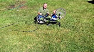 Cub Scout - Webelos - Handyman Activity Badge - Bicycle Repair and Maintenance