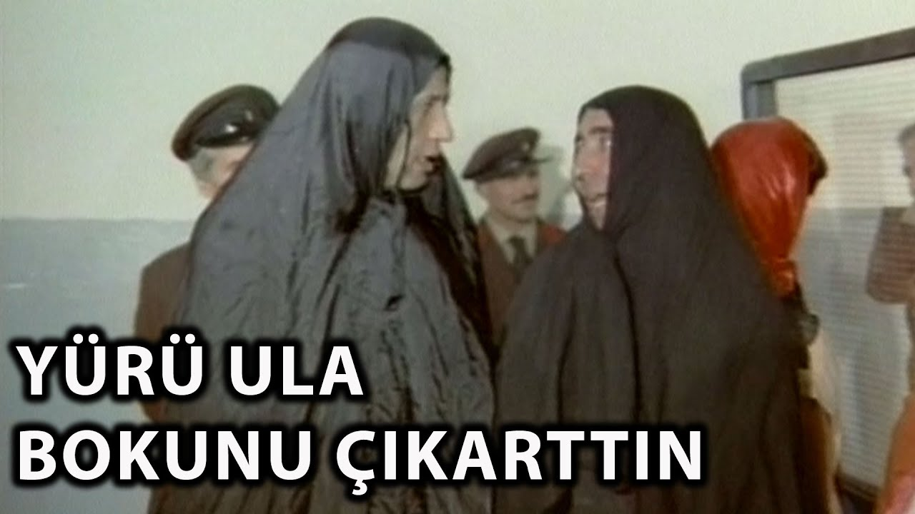Davaro - Yürü Ula Bokunu Çıkarttın (Kemal Sunal & Şen)