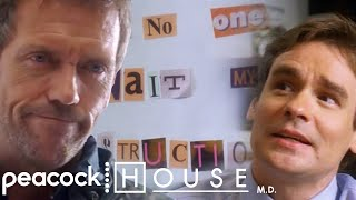 House's Guitar Taken Hostage | House M.D. thumbnail