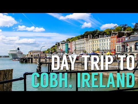 Exploring Cobh While Crashing Our Drone! - Ep. 9
