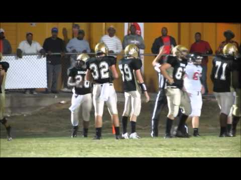 Rison AR vs Hermitage - Arkansas High School Football Oct 2, 2015