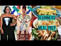 MEAL PREP FOR BEGINNERS | HOW I LOST 100 POUNDS FAST!