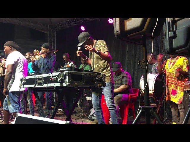 Dagga & The Funmasters Live @ Tori Oso Party 2018