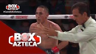 Box Azteca | Aguilar y Lamazón te traen las acciones de la victoria del