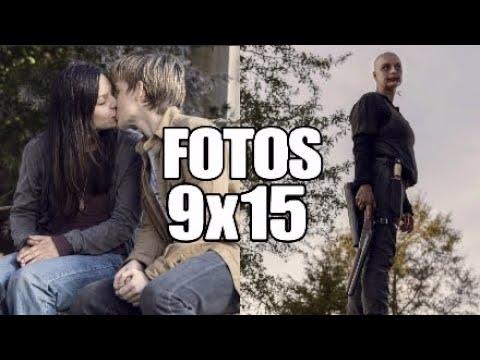 The Walking Dead 9x15 Fotos Oficiales. Amor y Guerra.
