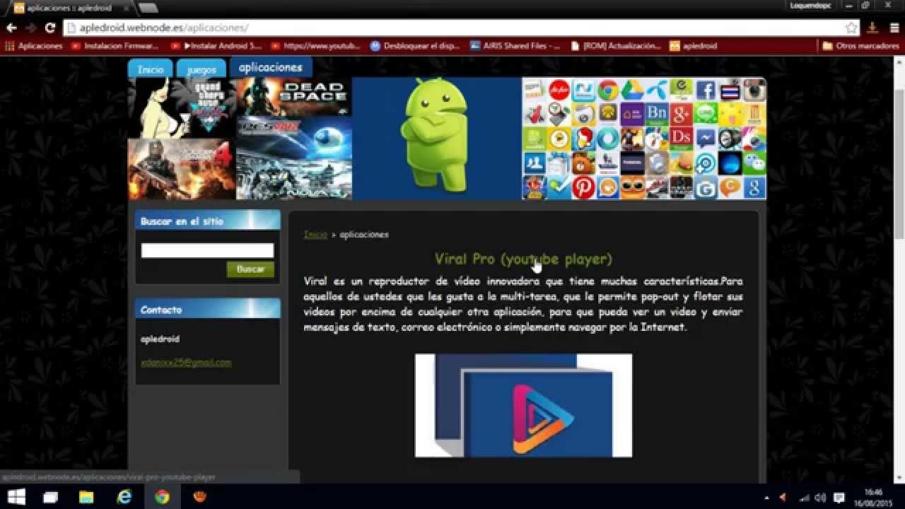 viral pro apk android 2.3.6