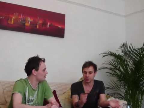 Scott Attrill meets Jon Brown 'Interview' - PART 1