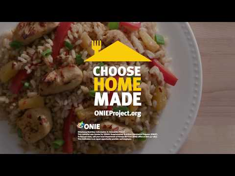 Choose Homemade Aloha Chicken Family Cooking Commercial