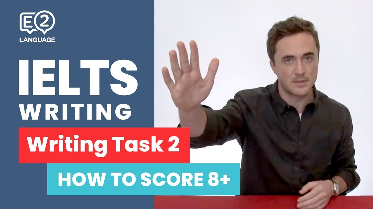 Download E2 IELTS Writing | How to score 8+ in Writing Task 2 with Jay!
