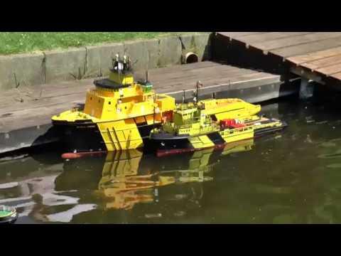 RC Ship Models - MBG Flensburg Schleppertreff Nord 2018