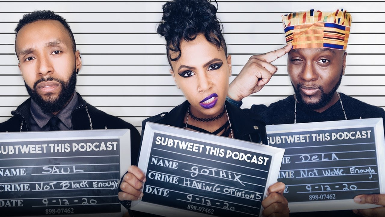 Meet the Subtweet THIS crew (my podcast!)