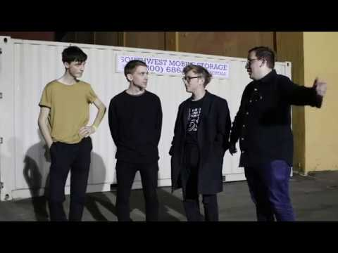 VIDEO INTERVIEW WITH SLOW HOLLOWS