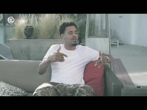 Real Talk Interview with J. Cole Truth about Rapping