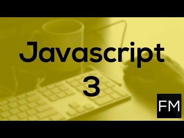 Curso Básico de Javascript 3.- Tipos de Datos