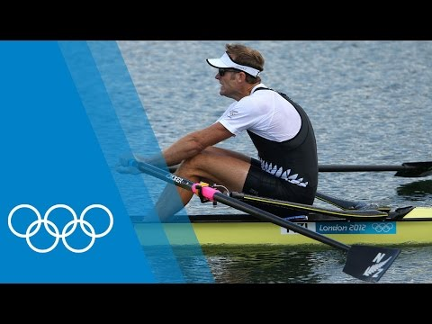 Anatomy of a Rower with Mahe Drysdale [NZL]