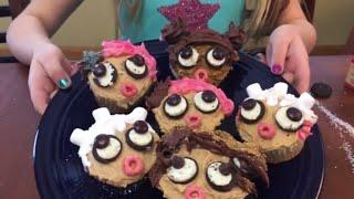♥ LOL Surprise Cupcakes for Kids DIY | Decorating Ideas ♥
