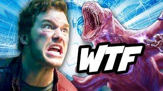 Guardians Of The Galaxy 2 WTF Trailer Scene Breakdown
