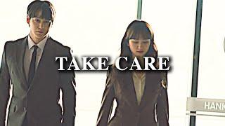I'll Take Care of You (Han Joon-Hwi ✗ Kang Sol A) [Law School + 1x16 FINALE FMV]