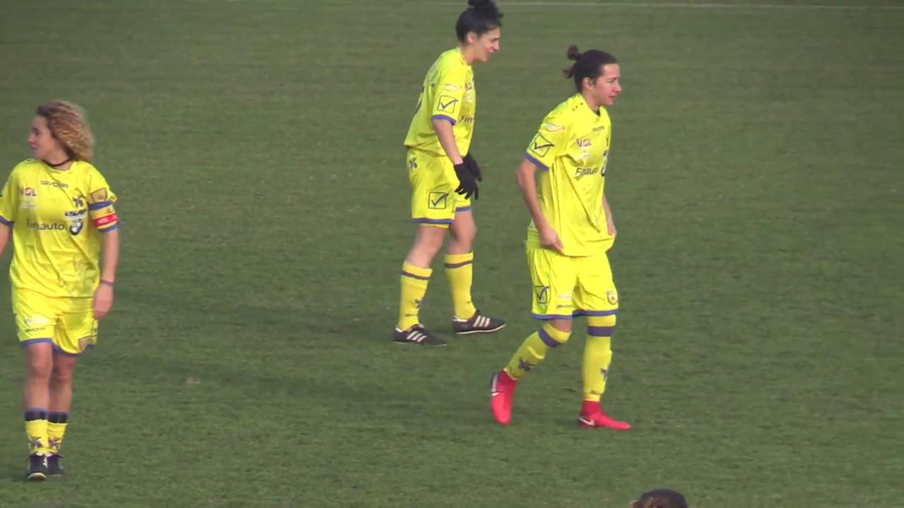 AtalantaMozzanica vs ChievoVeronaValpo 5-1